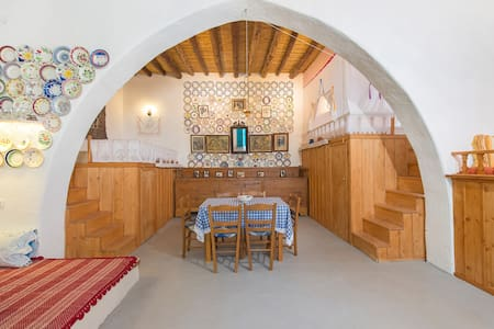 """Serafi"" traditional home Archangelos Rhodes"