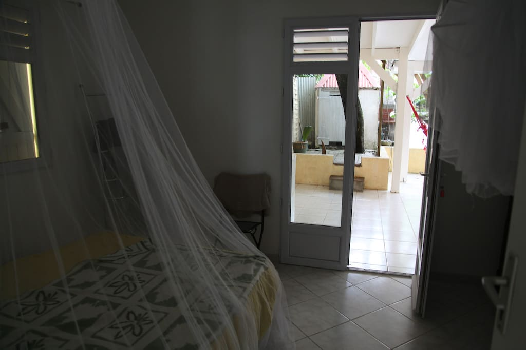 Welcome to your own private double room in our little Paradise!