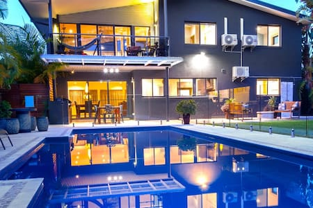 Alkira @ Elizabeth Beach - luxury, a/c,pool & pets - Elizabeth Beach - Casa
