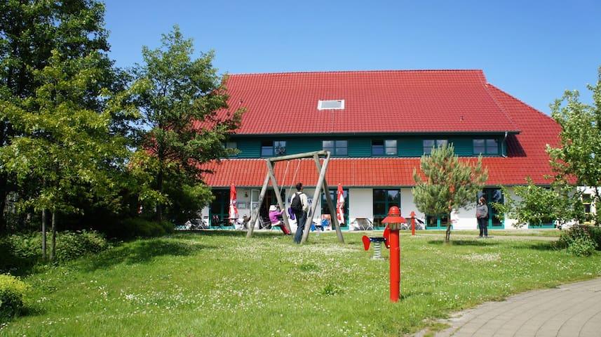 Restaurant im Feriendorf (Frühst./HP mögl.)