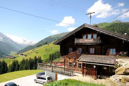 Ferienhaus - Tux - Chalet