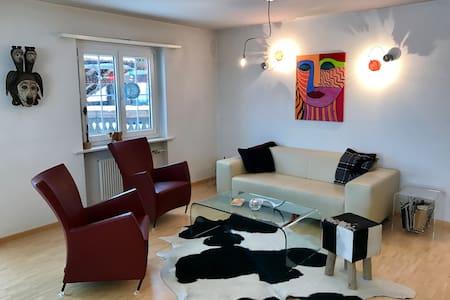 modern flat in Küblis - 20 Minutes from Davos - Küblis