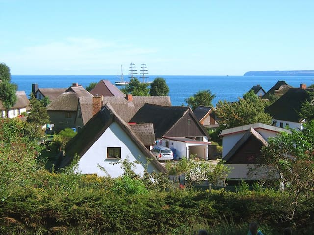 Fischerdorf Vitt - ca. 9km