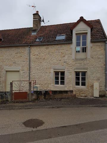 Maison de charme - Chaudenay