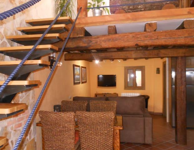 Casita a tan solo 5 km de Segovia - Palazuelos de Eresma - House