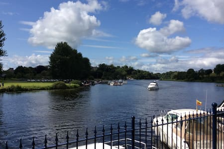 Stunning Lough Erne 2Bed Apartment - Enniskillen - 아파트