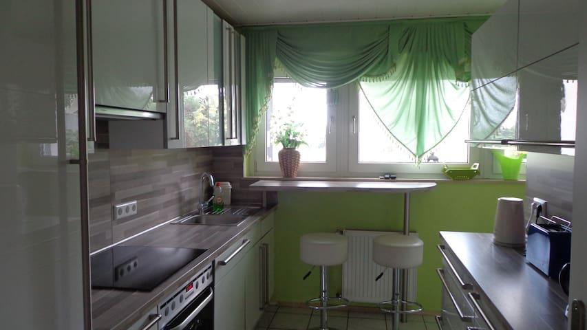 Gemütliche Privatferienwohnung LAN - Bad Rothenfelde - Apartamento