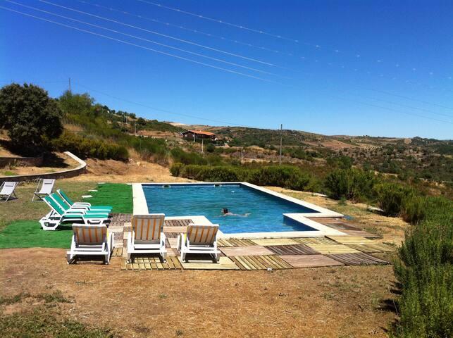 House 4 rooms douro river - Bemposta / Cardal do Douro - Dům