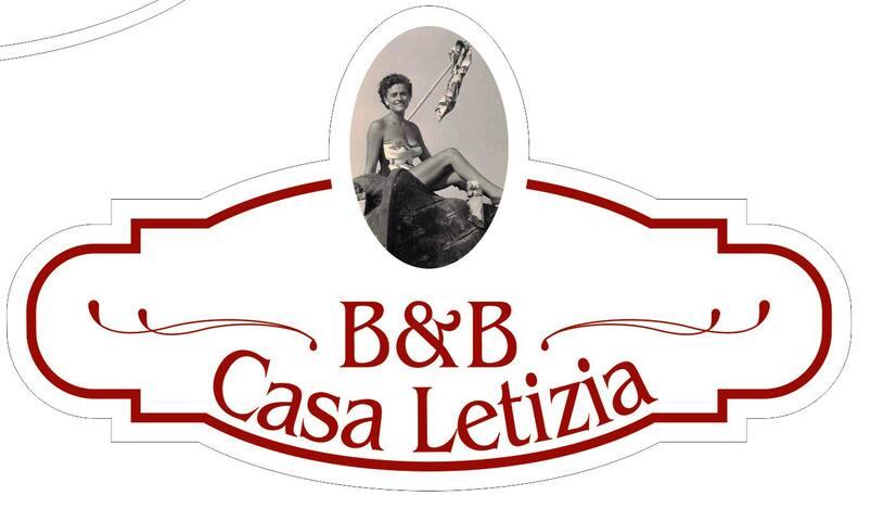 B&B Casa Letizia nelle Marche tra mare e montagne.