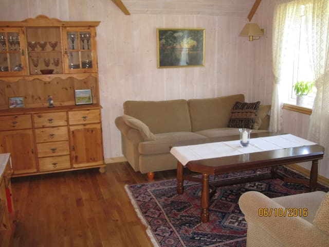 Oftedal, 4580 Lyngdal - Lyngdal - Apartment