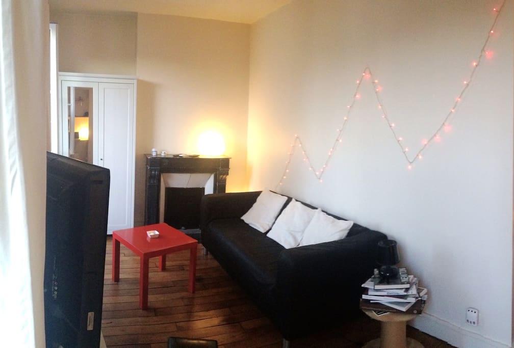 Salon / Living room 1/2