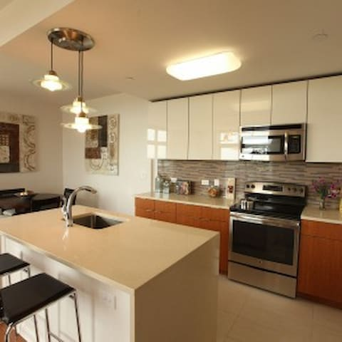 High-rise super clean luxury apartment - New Brunswick - Apartment