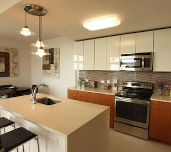High-rise super clean luxury apartment - New Brunswick - Leilighet