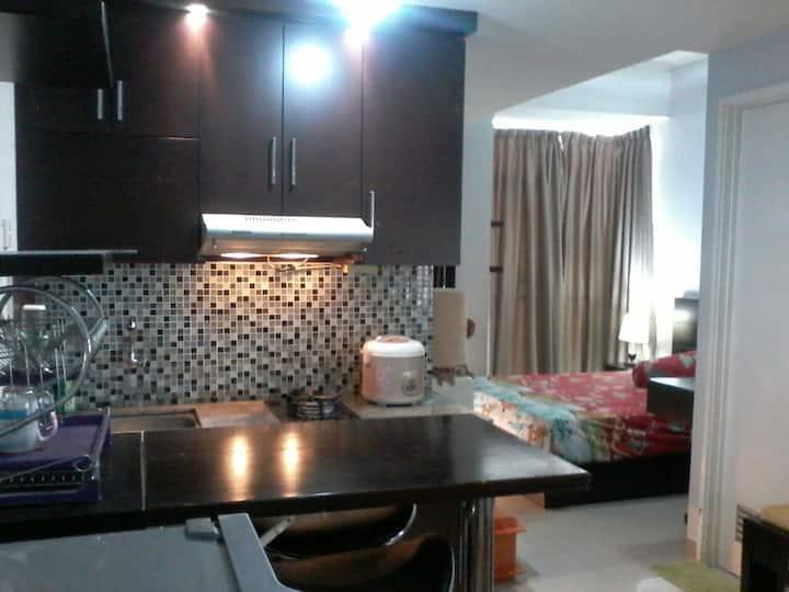 Apartment studio Seasons City full furnished