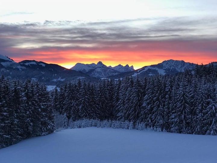 Elchegg-Panorama-Loft