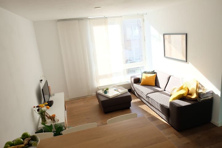 Lovely appartment, perfect for a couple! - Amsterdam - Huoneisto