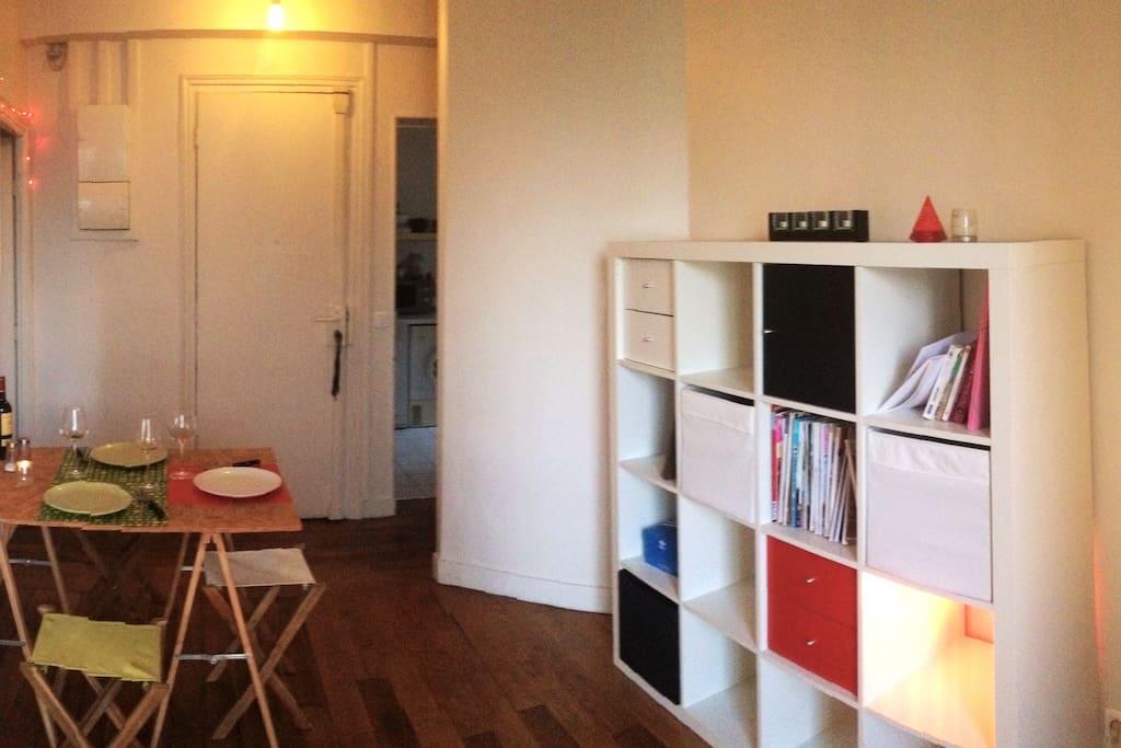 Salon / Living room 2/2