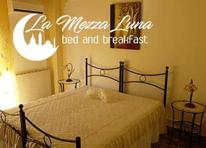 BED AND BREAKFAST - LA MEZZA LUNA