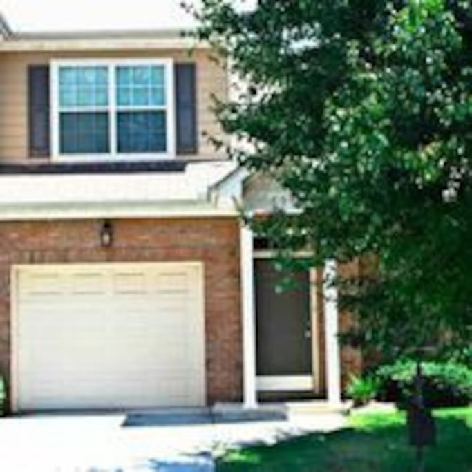 House Townhouse For Rent: Nice Atlanta Town Home For Rent !