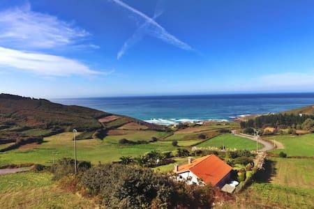 Wonderful villa with seaviews - Carballo - Casa