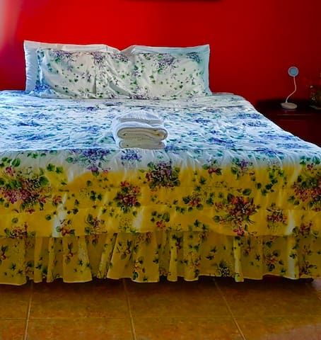 See Belize COZY Studio with Sea View Roof access!