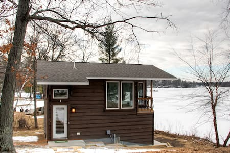 Serene 1BR Brainerd Lakefront Cabin - Brainerd
