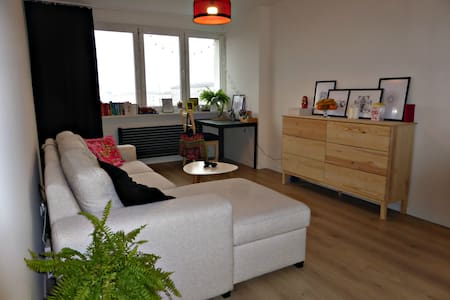 Cosy and bright flat - perfect location! - Varşova - Daire