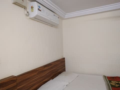 Gangotri Residency 3 Bed AC Room, Vijayawada.