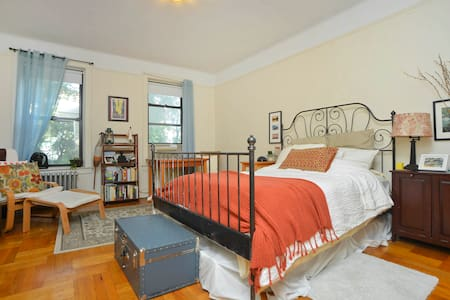 Large peaceful room nr Prospect Pk