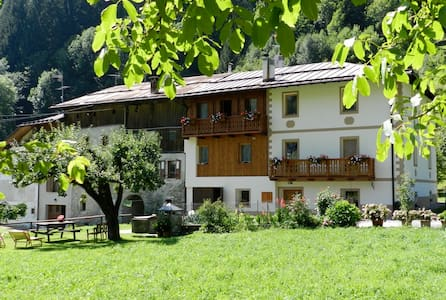 B&B Il Sorriso dei Nonni | 2 pax - Rabbi - Bed & Breakfast