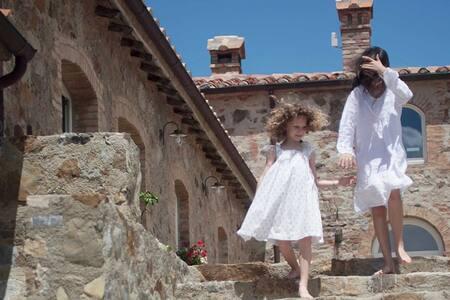 Dimora Santa Margherita in Maremma - Castiglioncello Bandini - Bed & Breakfast