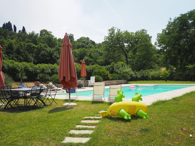 Firenze, con piscina fino 4 persone - Florencia - Villa