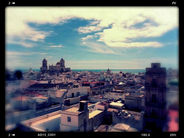 Cádiz, Torre mirador S. XVIII WIFI  - Cádiz - Otros