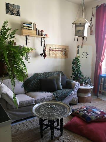 Un appartement zen & arty au coeur de Bordeaux