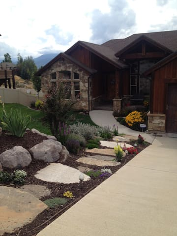 7bed/5bath w/hot tub near Park City! - Heber City - Casa