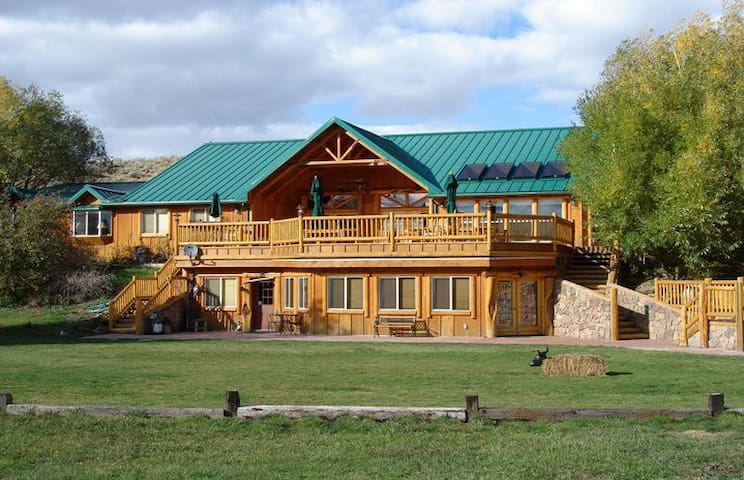 Cottonwood Ranch Lodge - Wells - Jiné