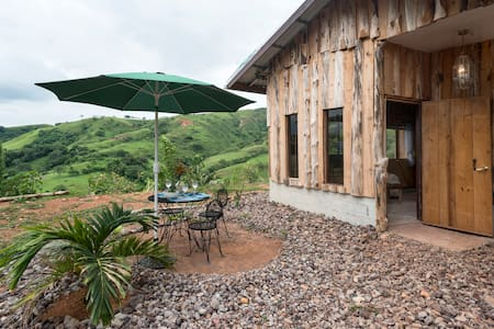 Little Cabin in Finca Las Mariposas - Cabane