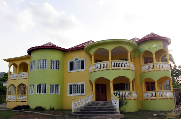 Ponciana Village in - Montego Bay - Huis