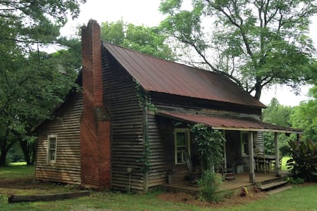 The Portico Cabin at High Shoals - Good Hope