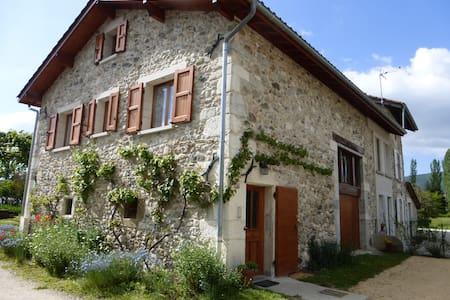 Logement aux portes de la  Chartreuse - Saint-Étienne-de-Crossey - Casa