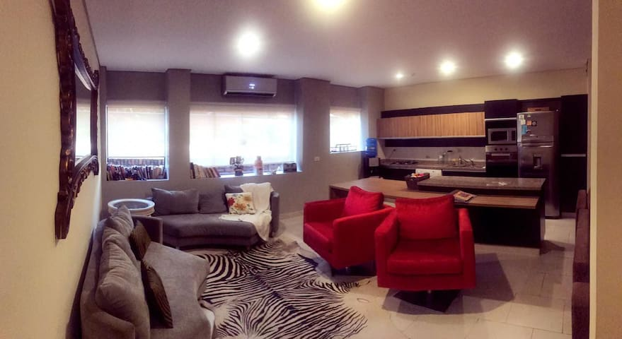 NICE QUIET AND COZY APARTMENT DOWNTOWN ASUNCION