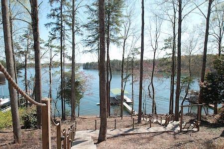 Stunning Lake Home - Gainesville - Talo