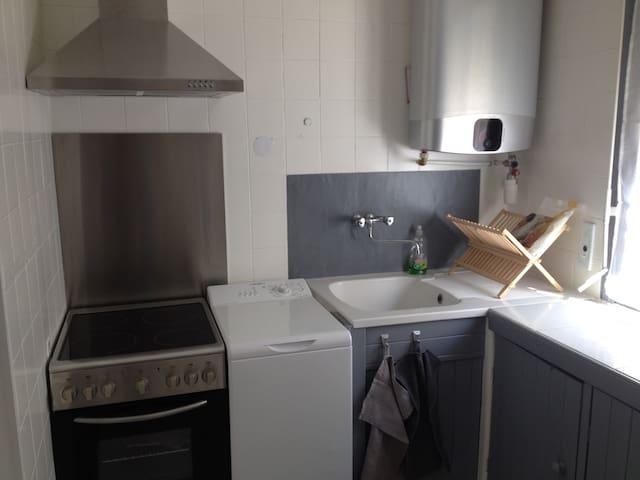 Cuisine appartement 5