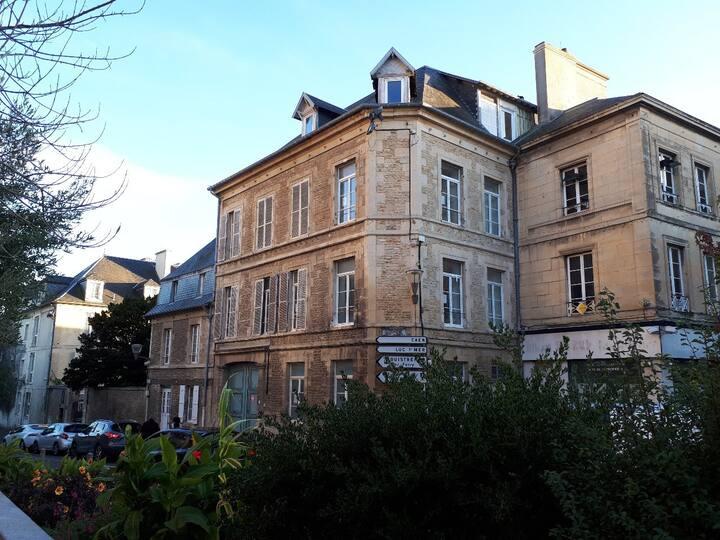 Appartement moderne dans de l'ancien