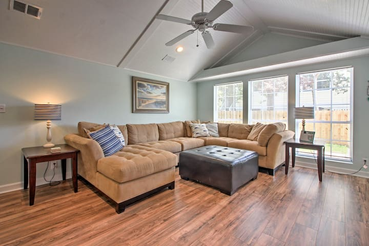 You'll love the open interior and plethora of great amenities.