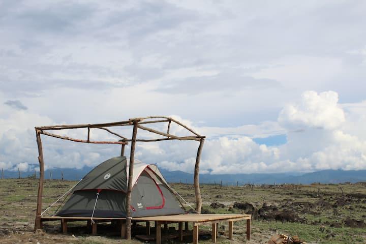 Pachingo Hostal Camping 1
