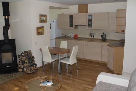 2 rooms apartments in Juodkrante - Juodkrantė - Daire