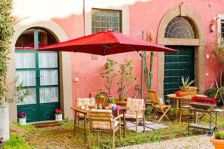 Beautiful apartment free wifi - Grottaferrata - House