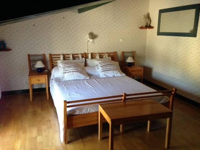 CHAMBRES D'HOTES DU DOMAINE DU PARC LACOSTE - Saint marcet - Bed & Breakfast