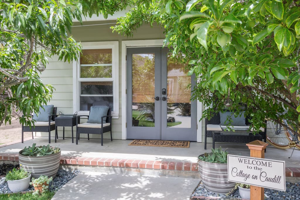 Welcome To The Cottage On Caudill Houses For Rent In San Luis Obispo California United States